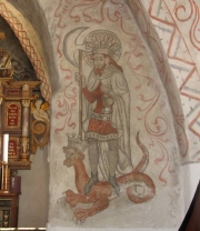 St. Olav ca. 1460